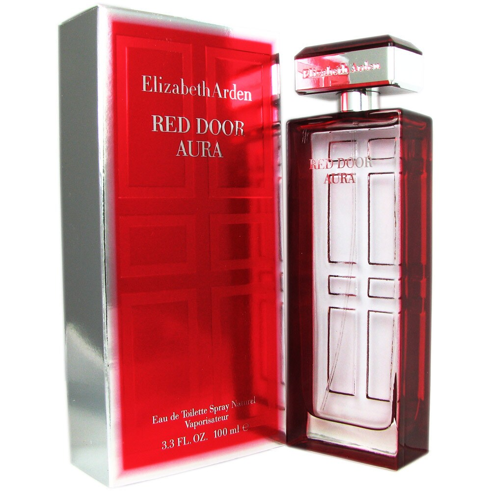 Shop Elizabeth Arden Red Door Aura Womens 33 Ounce Eau De Toilette
