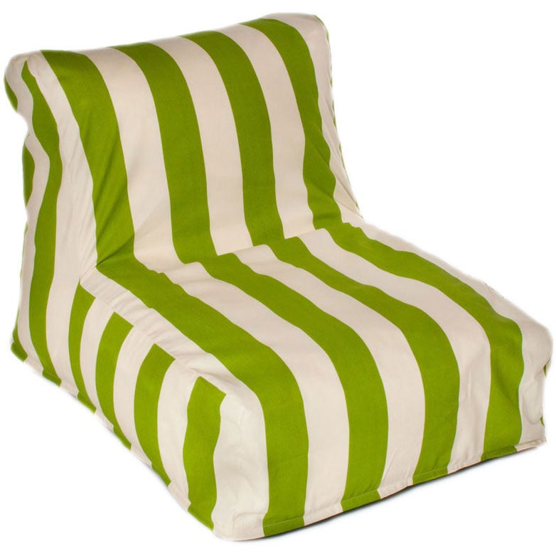 Shop Cabana Indoor/ Outdoor Beanbag Chair   Free Shipping Today    Overstock.com   7684127