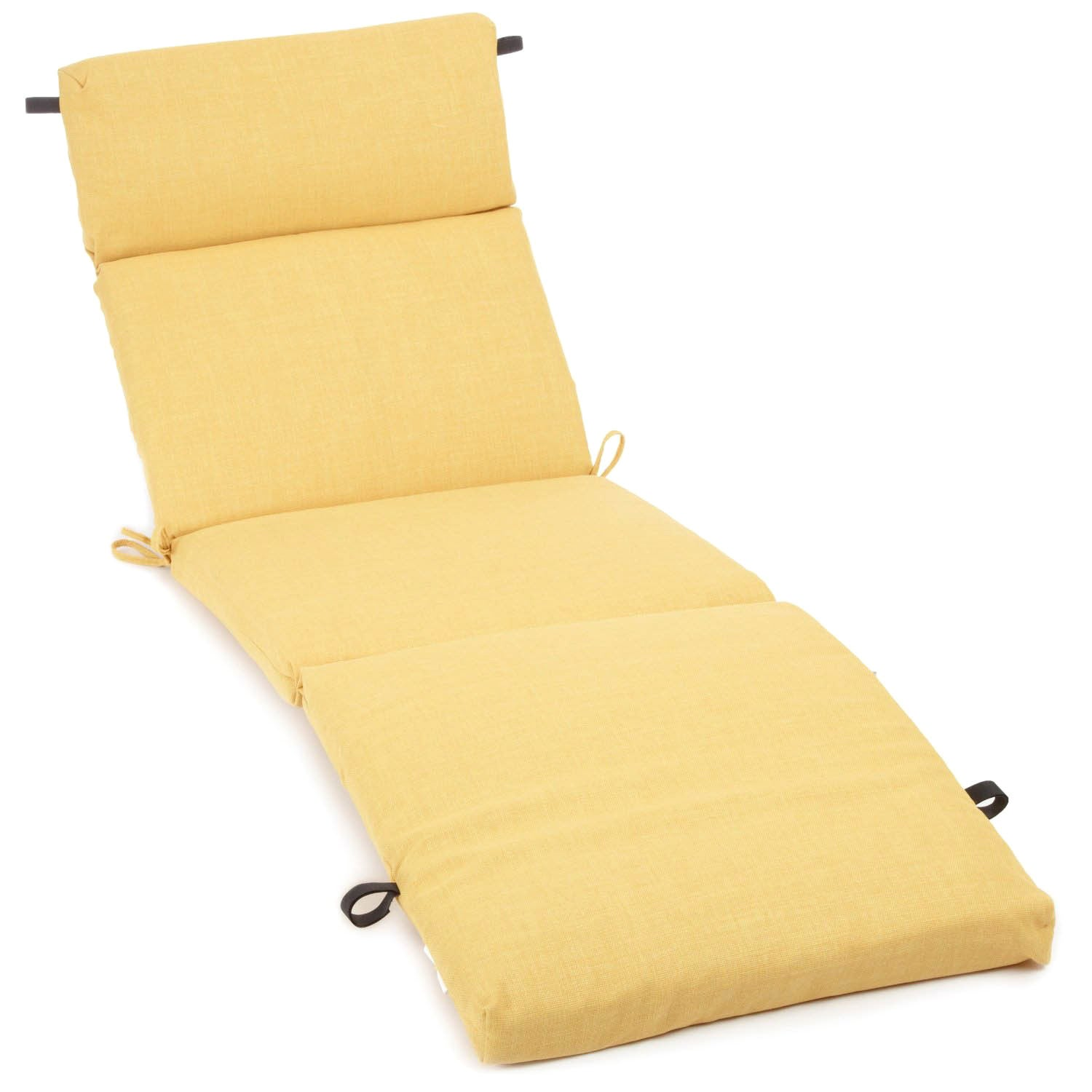 double chair cushions lounge chairs chaise inch extra wide outdoor