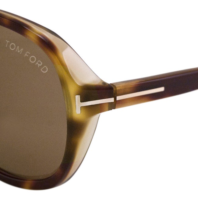 0884dedf1028f Shop Tom Ford Women s TF0186 Sheila Square Sunglasses - Free Shipping Today  - Overstock - 7723572