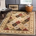 Safavieh Lyndhurst Traditional Oriental Grey/ Multicolored Rug (8'11 x 12')