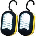 Stalwart 27 LED Magnetic Worklights (Set of 2)