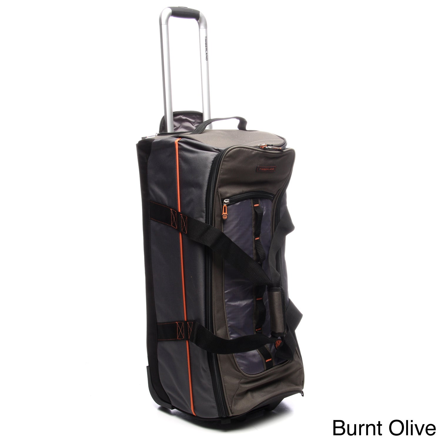 7bd28b8abb1 Shop Timberland Jay Peak 28-inch Wheeled Upright Duffel Bag - Free Shipping  Today - Overstock - 7731922