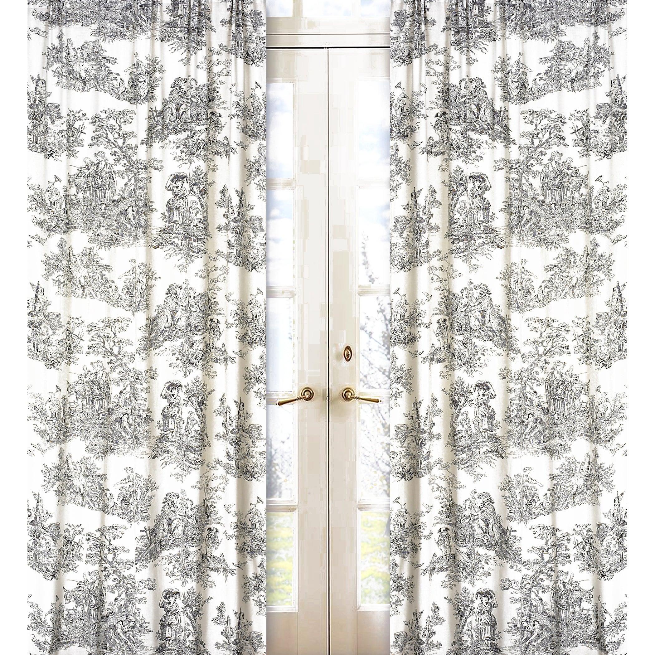 kitchens toile and workshop curtain curtains sturbridge drapes shower yankee interiors decor