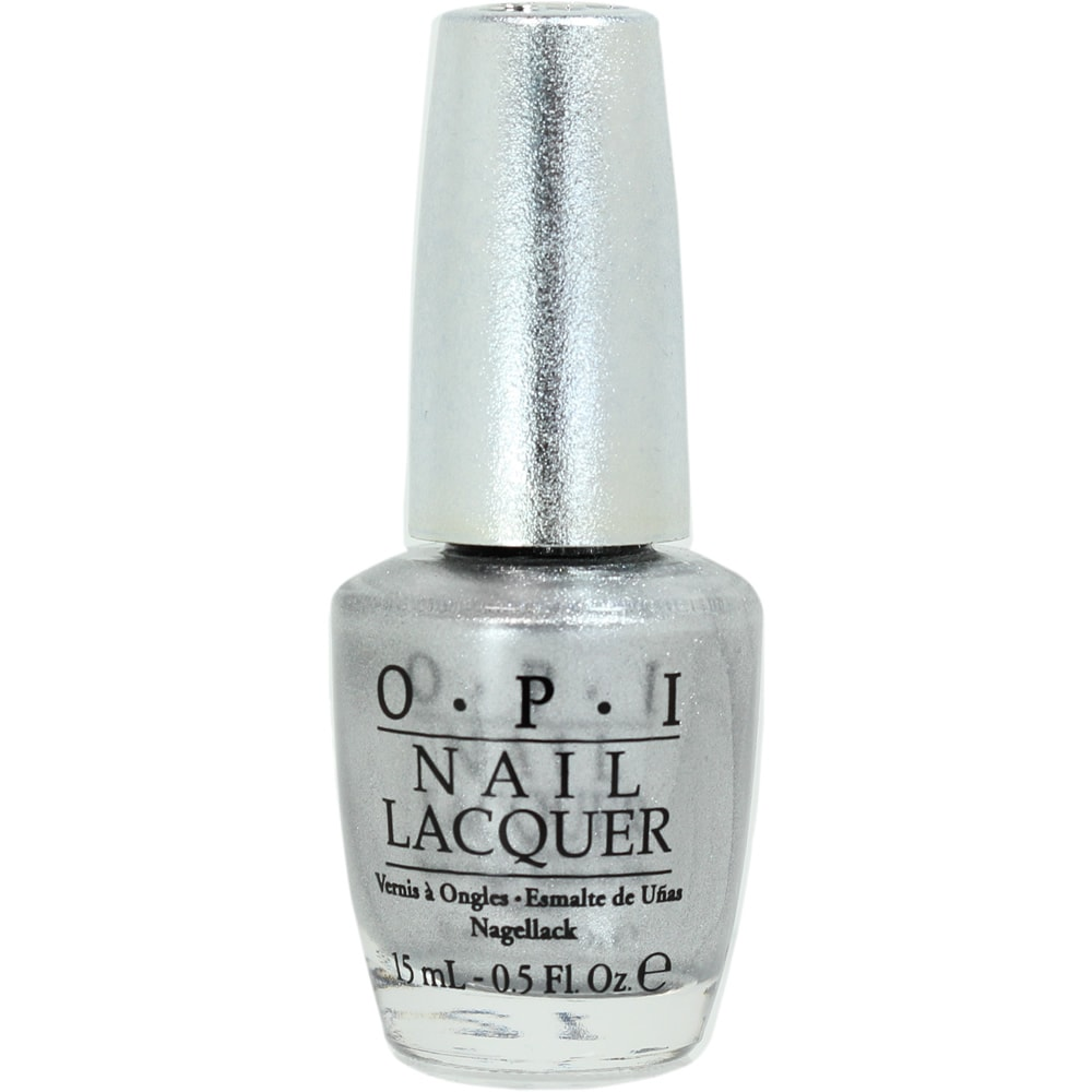 OPI Designer Series Radiance Silver Nail Lacquer - Free Shipping On ...