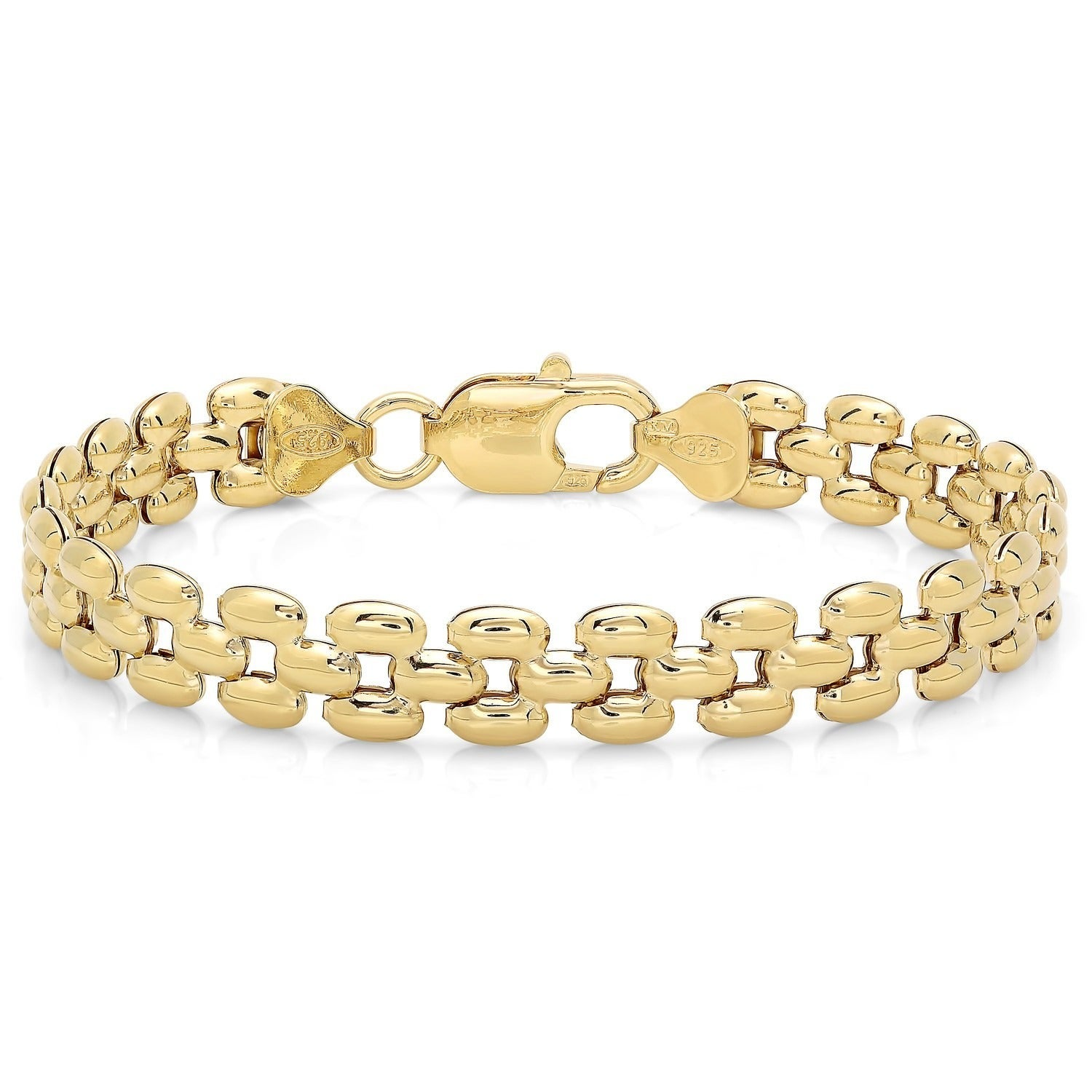 black gold shop royal bracelet panther kollektion noxain