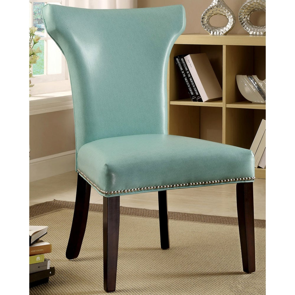 shop furniture of america flarisa contemporary accentdining chairs set 2 on sale ships to canada overstockca 7785541 furniture chair set56 furniture