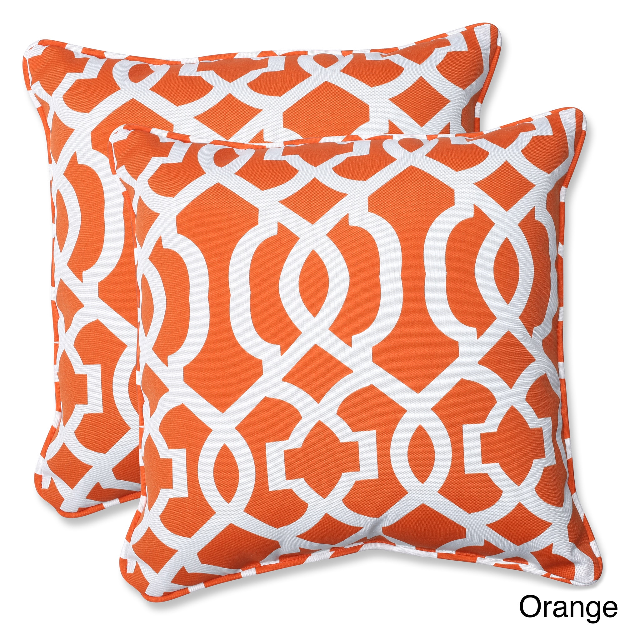 a product chairish suede orange pair throw pillows pillow accent faux