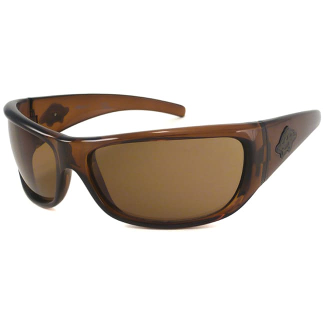 19e31df270 Shop Anarchy Eyewear Rally Men s Wrap Sunglasses - Free Shipping On Orders  Over  45 - Overstock - 6370233