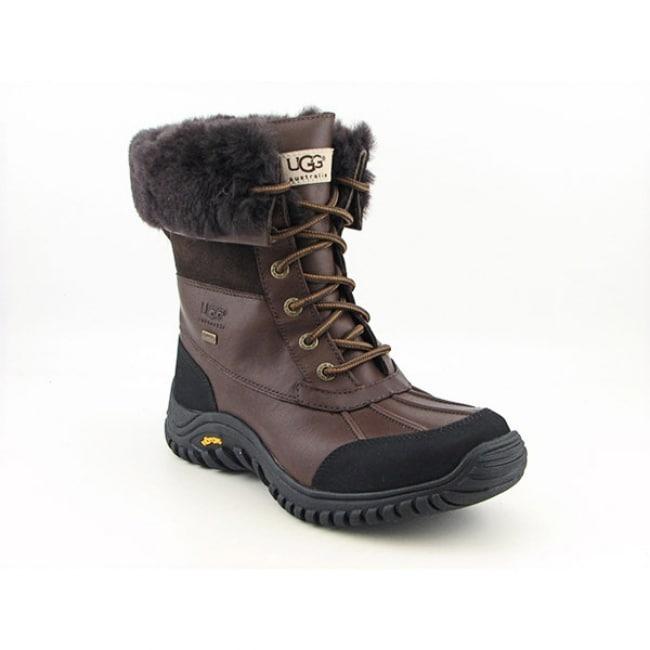 851abd4e9db UGG Australia Women's Brown Obsidian 'Adirondack Boot II' Snow Boots