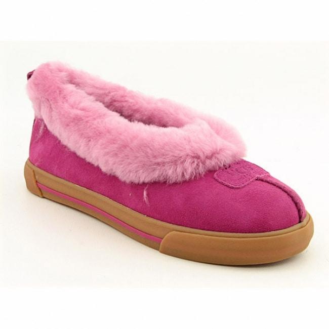 UGG Australia Women's Pink 'Rylan' Slippers