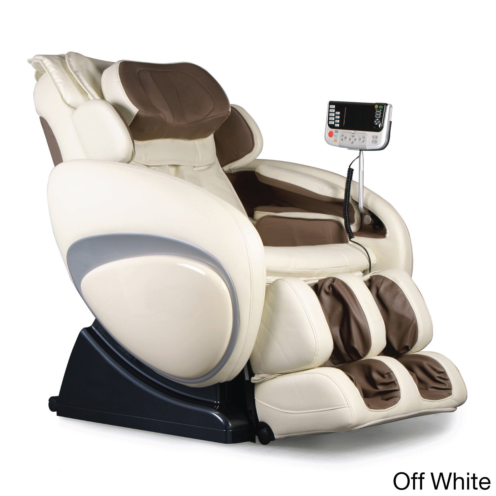 gravity massage whole chair zero brown brownchair extra body leather chairbrown wide