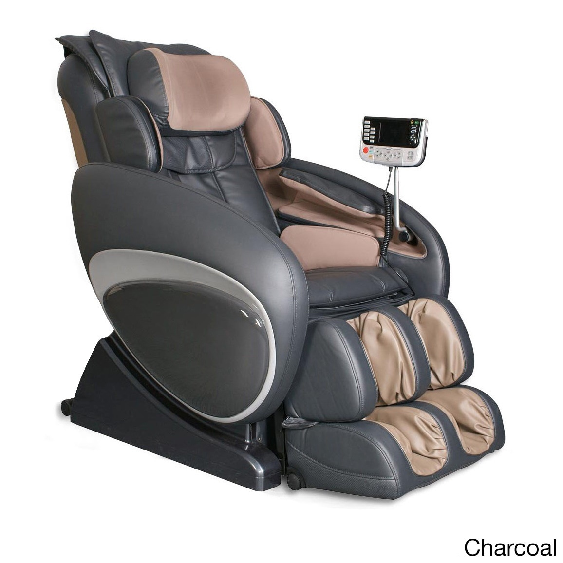 series chair p faux tp titan leather brown chairs reclining massage pro