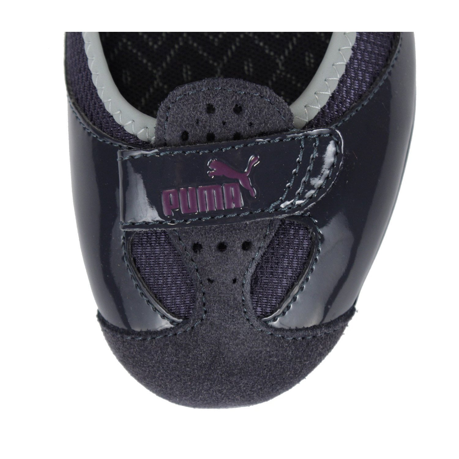 68a3f243d6f Shop Puma Women s  Zandy Native  Leather and Mesh Socklined Sporty Flats -  Free Shipping Today - Overstock - 7831710