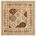 Safavieh Lyndhurst Traditional Oriental Grey/ Multicolored Rug (5' Square)