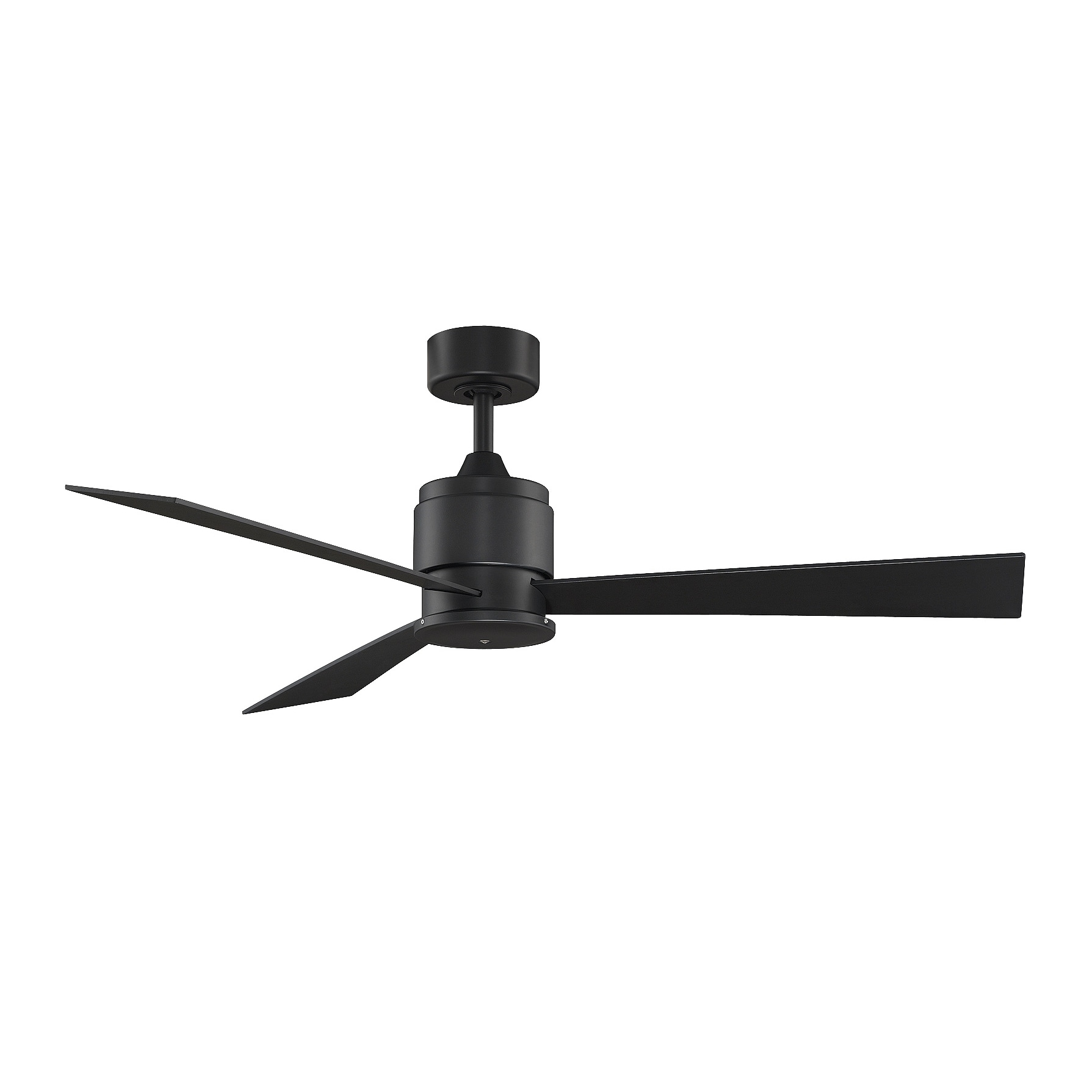 Fanimation Zonix 54 inch Black Ceiling Fan Free Shipping Today