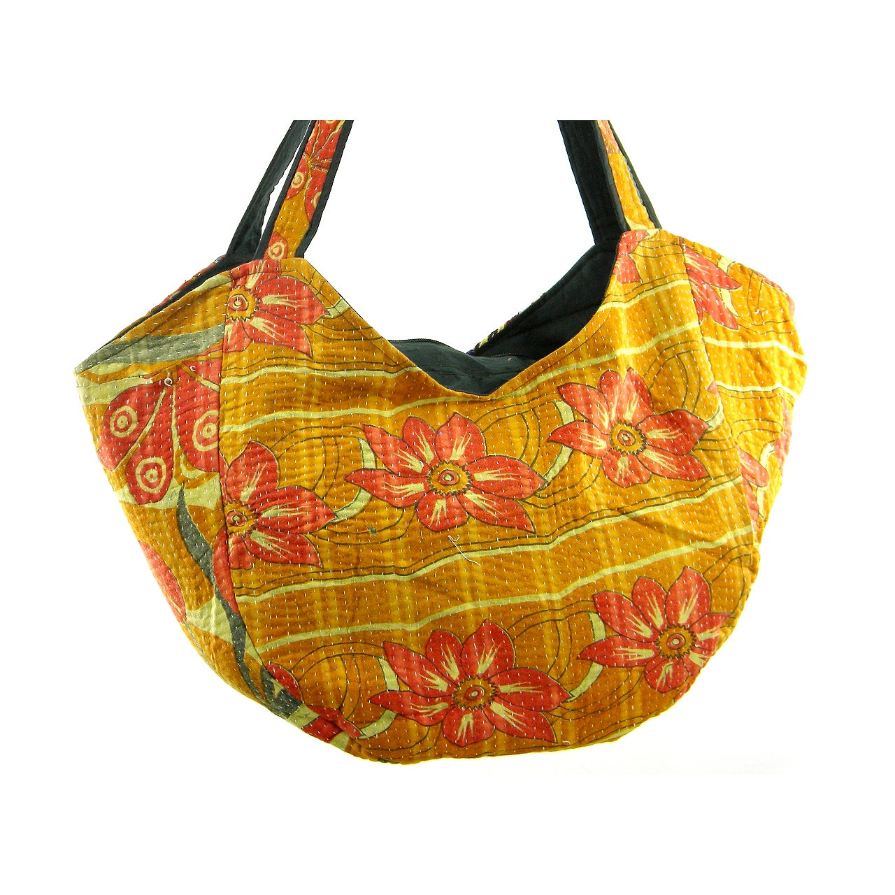 d3396ca043 Shop Handmade Cotton Stich Traditional Banjara Hobo Bag (India) - Free  Shipping Today - Overstock - 7879359