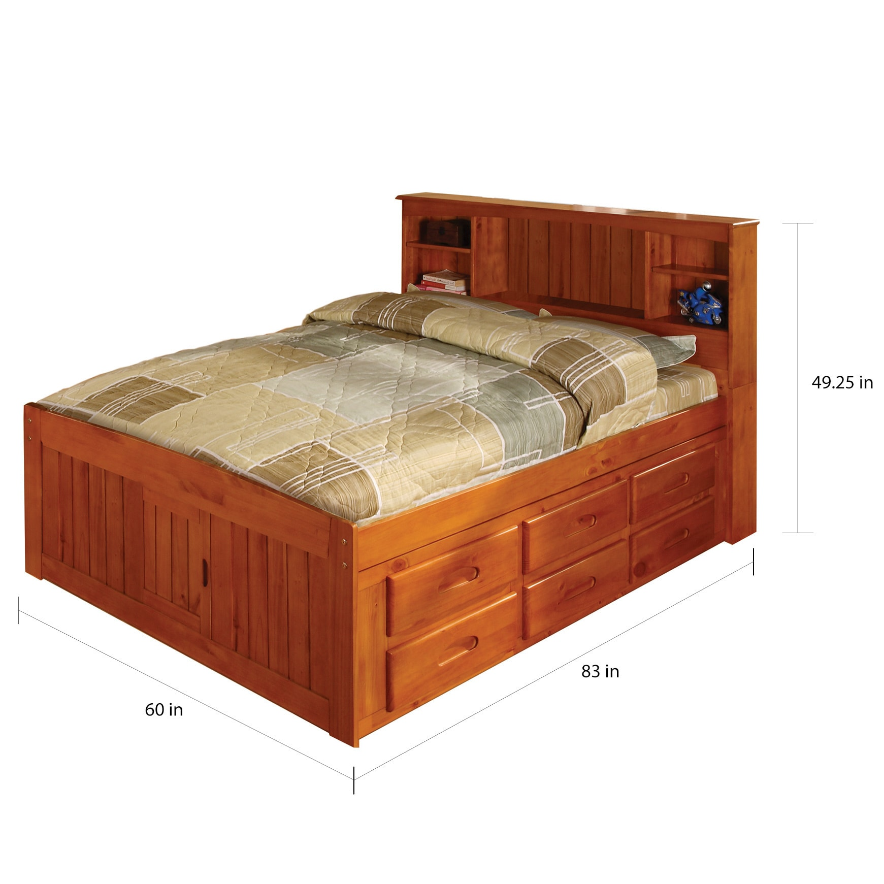 furniture bookcase product american less all daybed full buy white bed