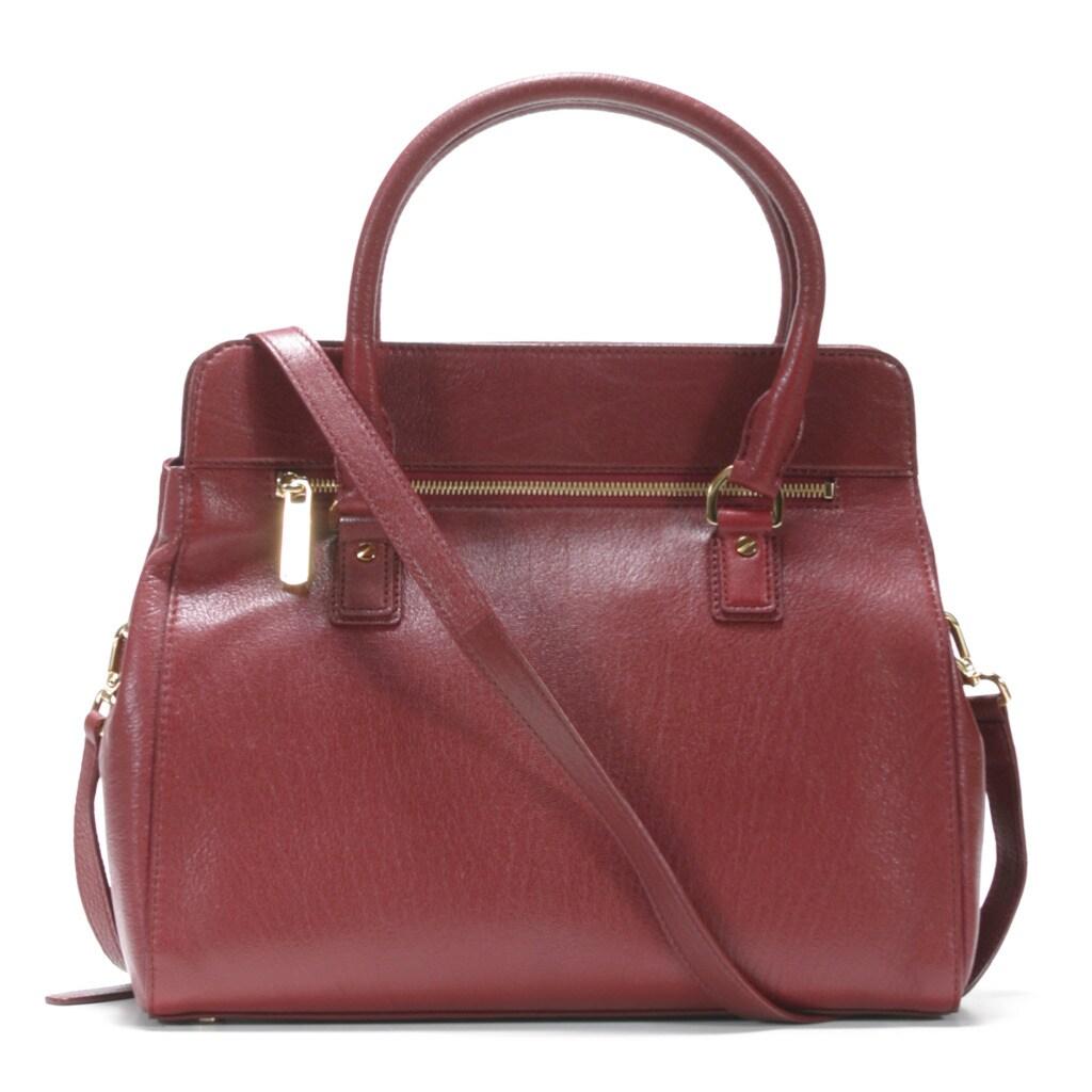 851e77ca5249 Shop MICHAEL Michael Kors 'Astrid' Large Leather Satchel - Free ...