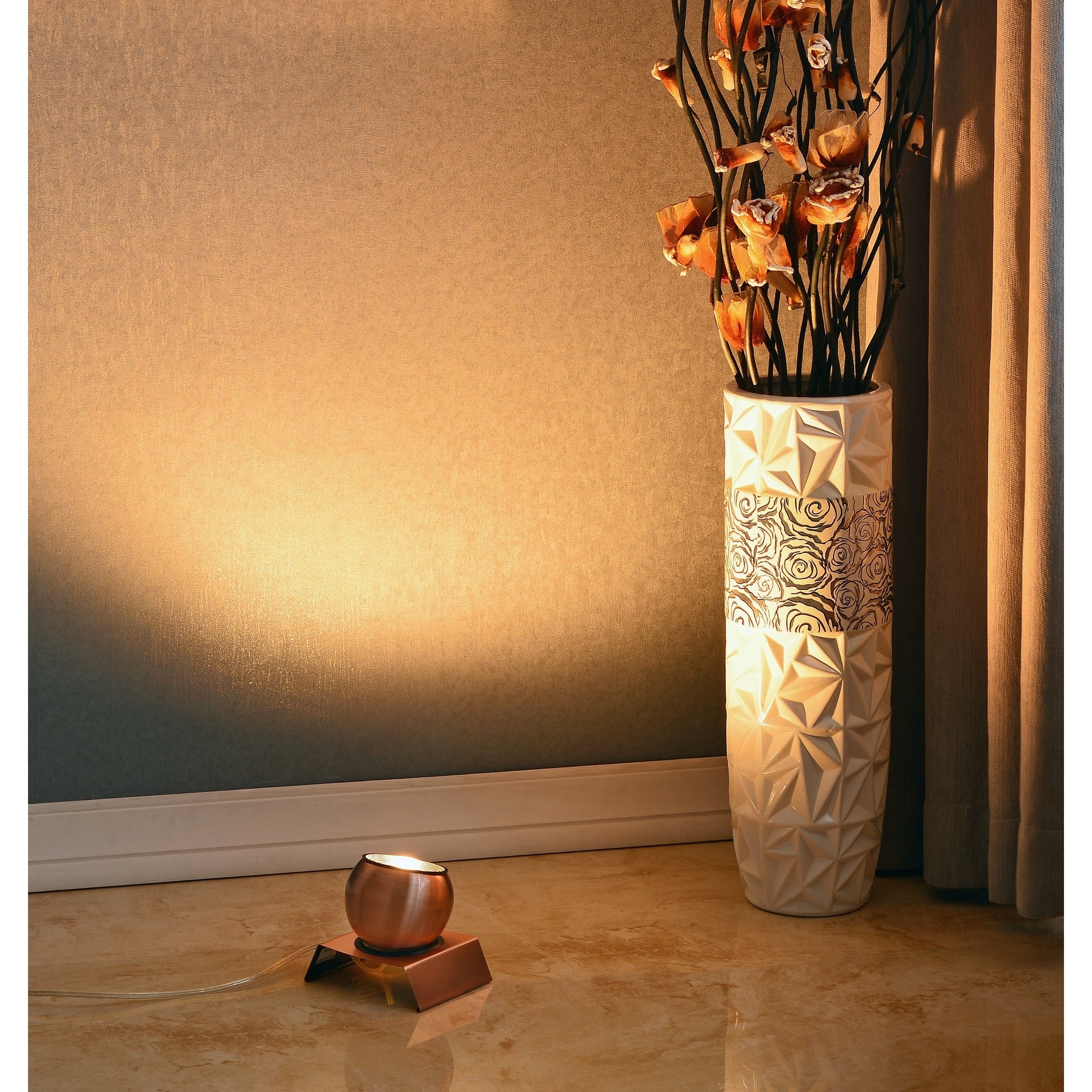 Shop Gilmour 5.25-inch Copper Spot Light - On Sale - Free Shipping ...