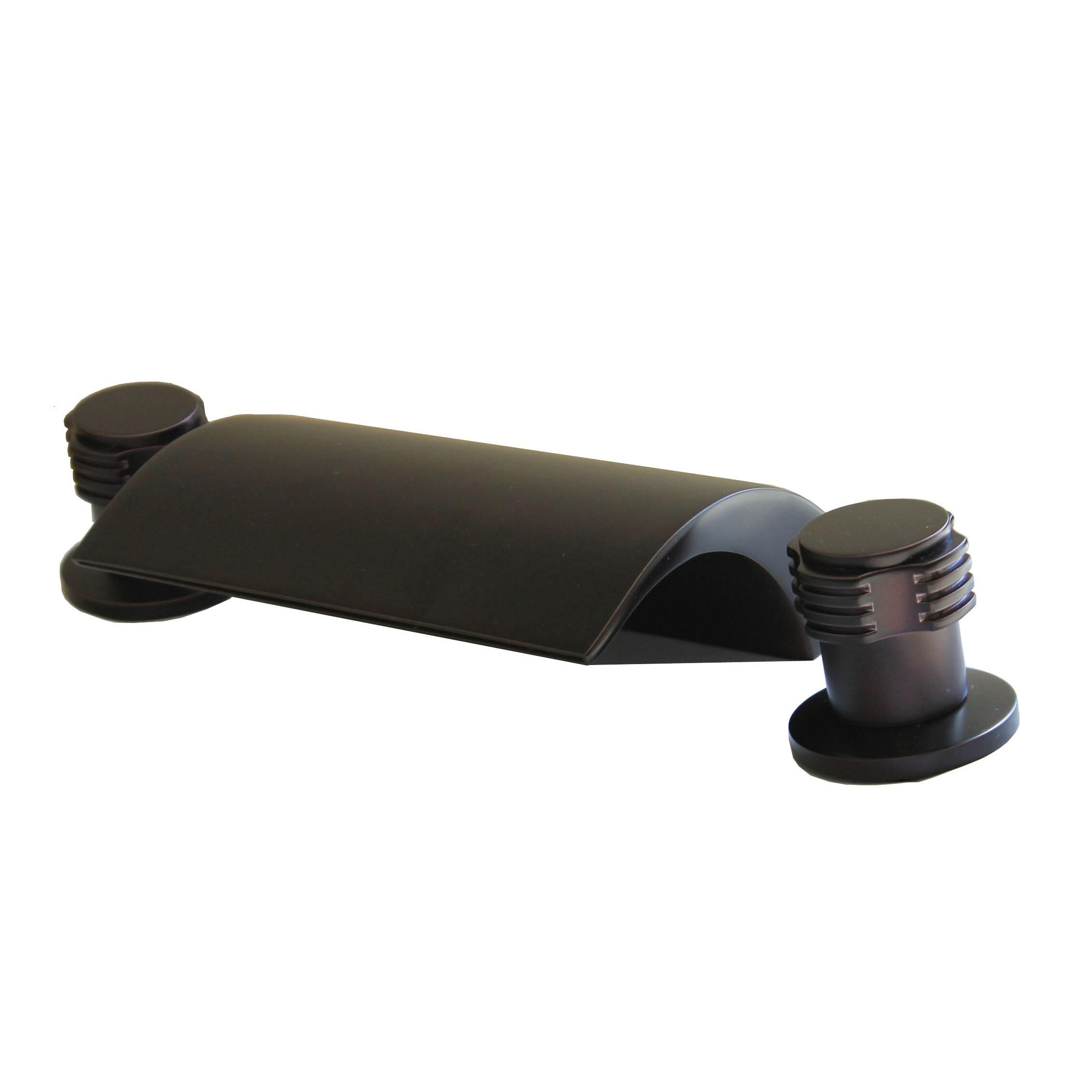 Shop Kokols Oil-rubbed Bronze Bathroom Tub Faucet - Free Shipping ...