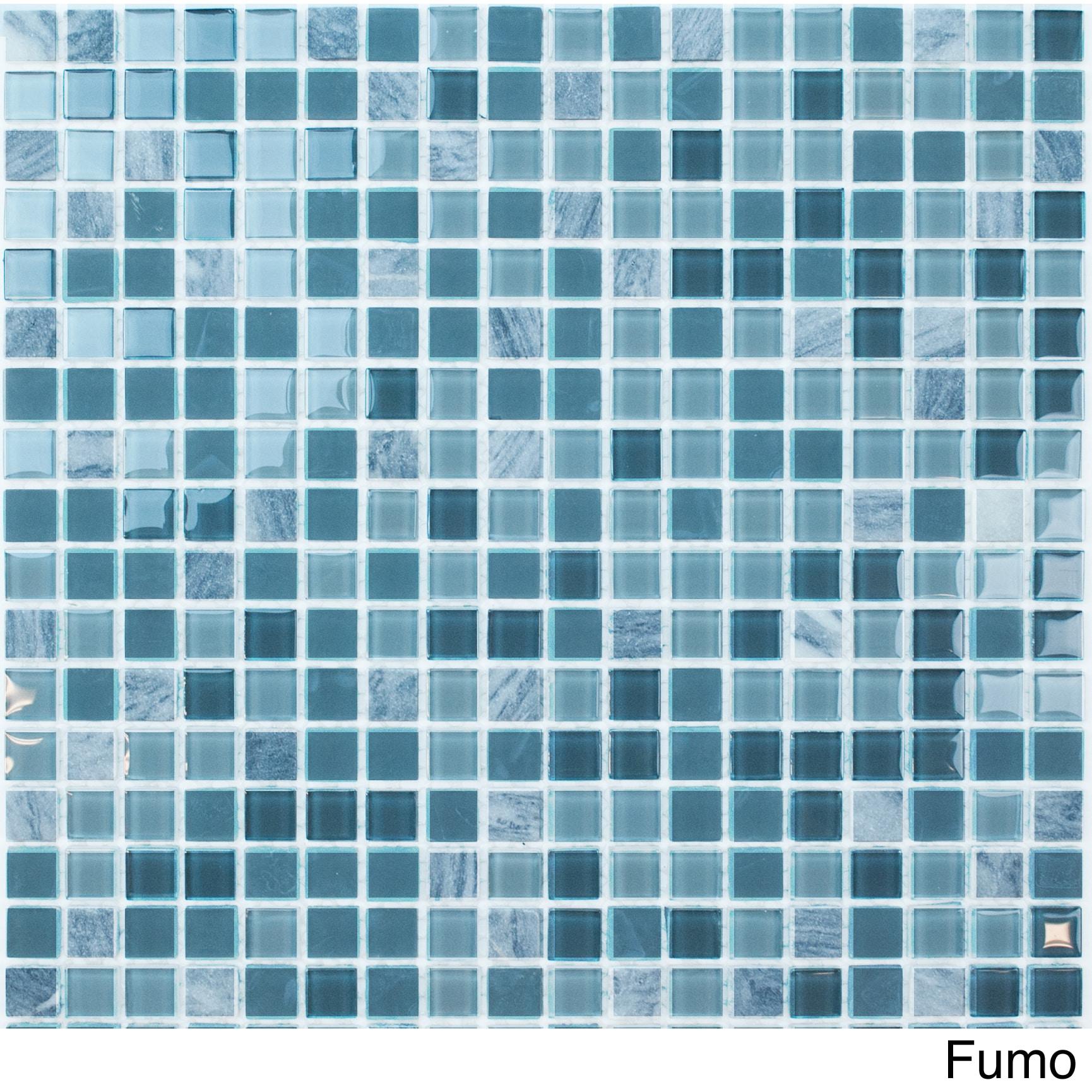 Shop Emrytile Matrix 12x12-inch Wall Tiles Sheet (Case of 20) - Free ...