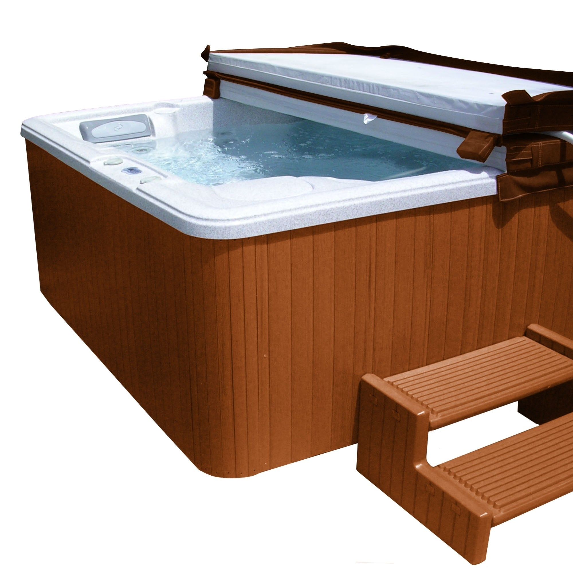 Shop Highwood Eco-friendly Hot Tub/ Spa Cabinet Replacement Kit ...