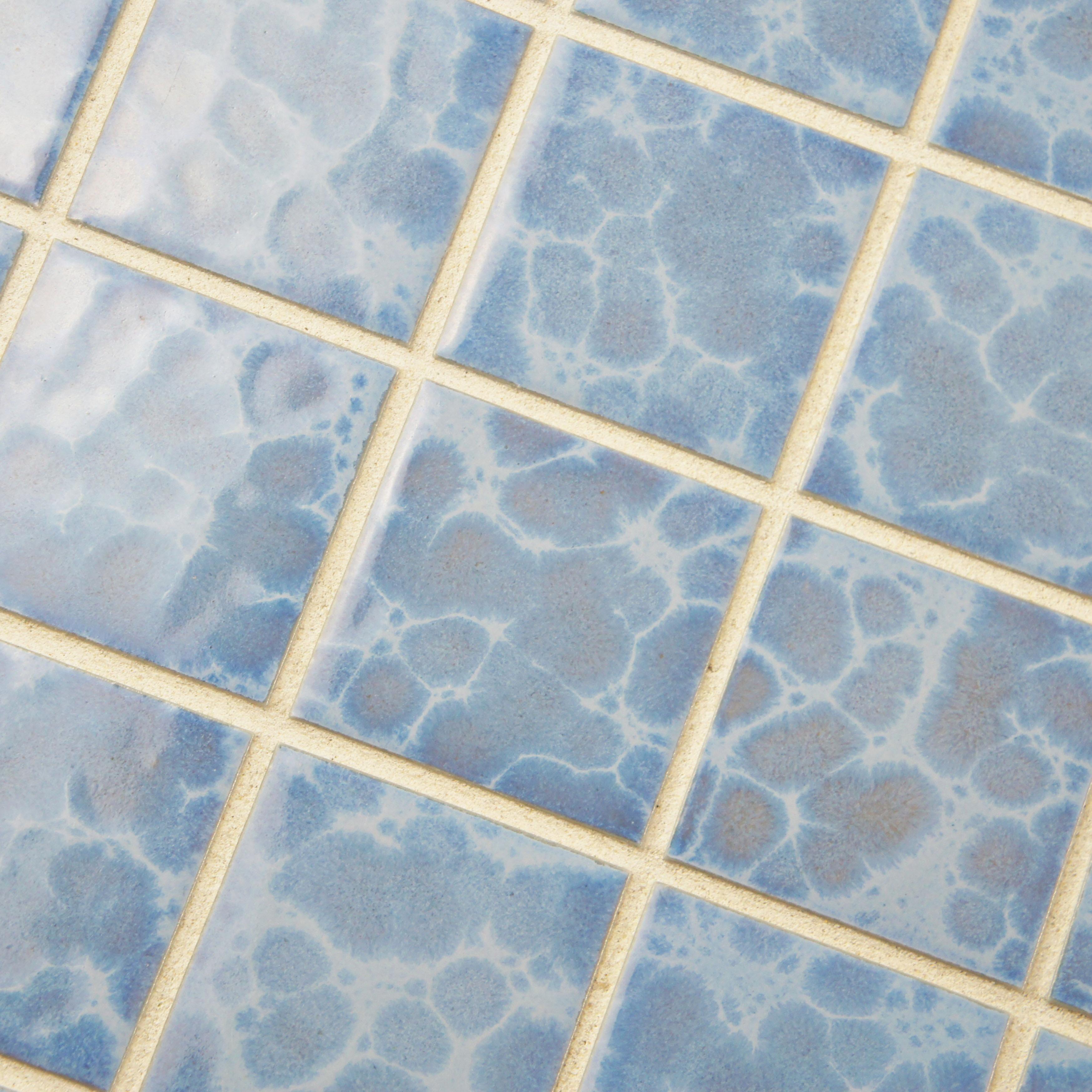 Shop SomerTile 11.875x11.875-inch Watermark Square Alboran Porcelain ...