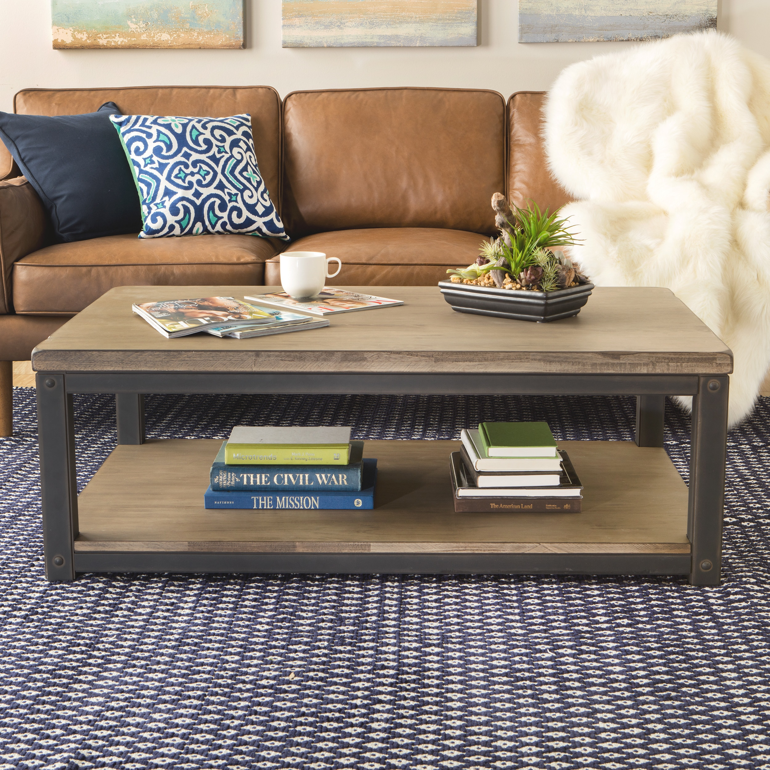The Gray Barn Heritage Coffee Table Free Shipping Today
