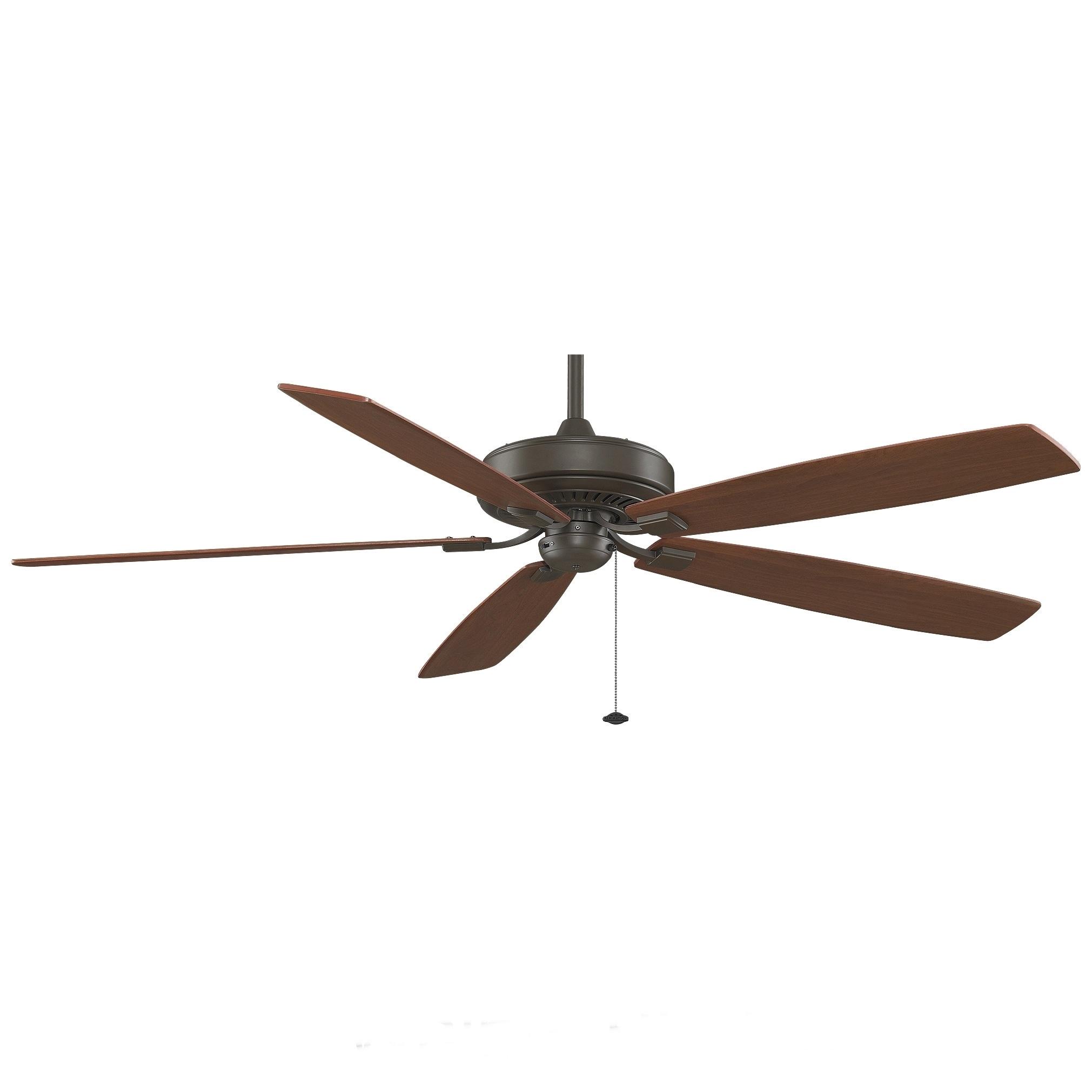 Fanimation Edgewood Supreme 72 inch Oil Rubbed Bronze Ceiling Fan