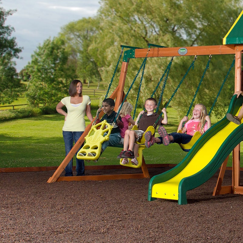 Shop Backyard Discovery Prairie Ridge Playset - Free Shipping Today -  Overstock.com - 7927521 - Shop Backyard Discovery Prairie Ridge Playset - Free Shipping Today