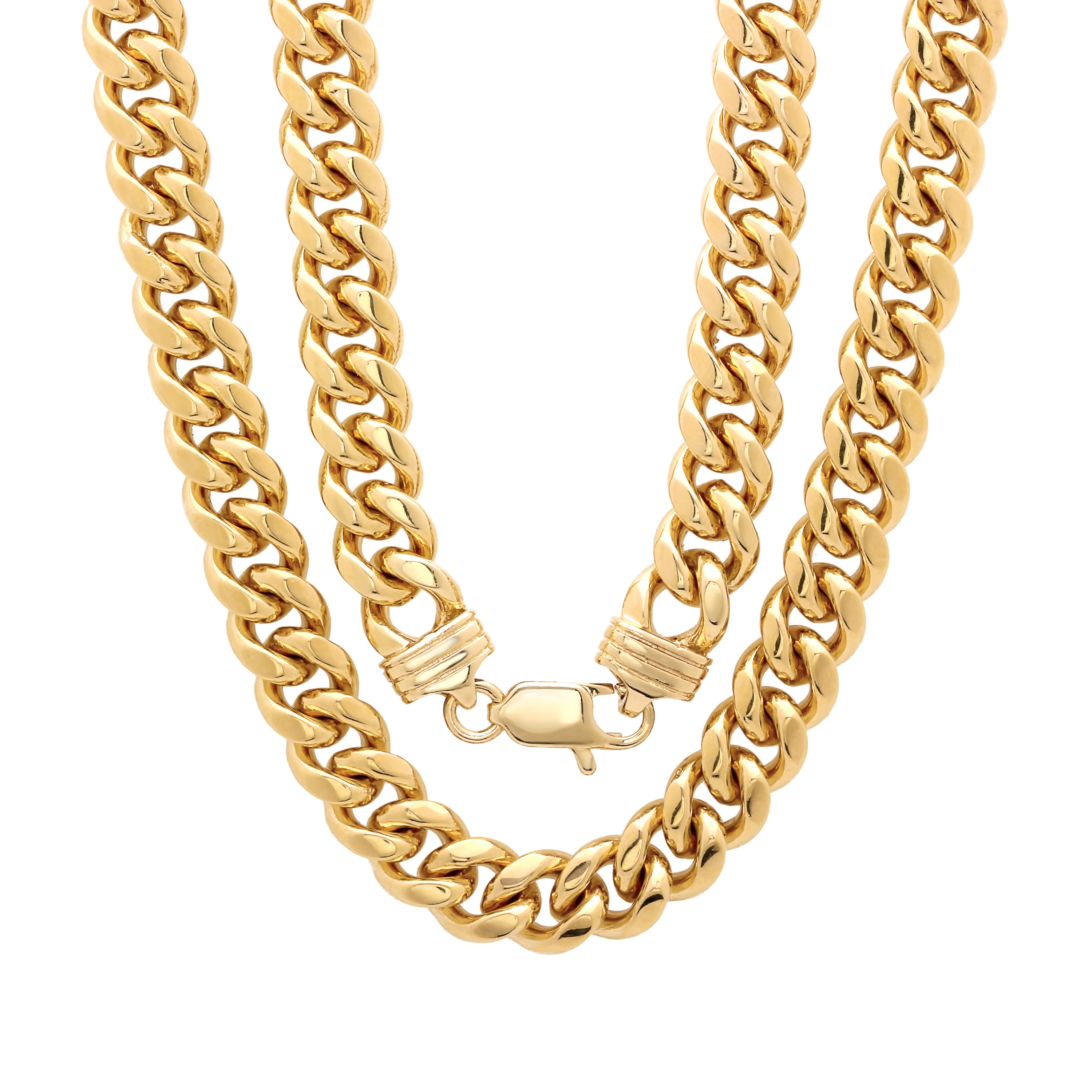 gift jewelry box chain gold filled yellow pretty idea classy k necklace chains boys gf mens