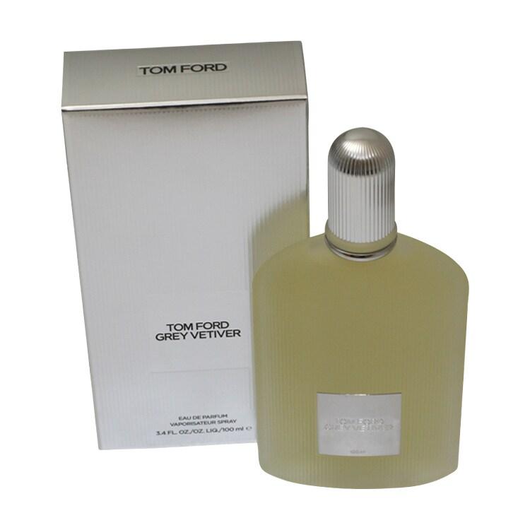 88a7693c39d09 Shop Tom Ford  Grey Vetiver  Men s 3.4-ounce Eau de Parfum Spray - Free  Shipping Today - Overstock - 7945360