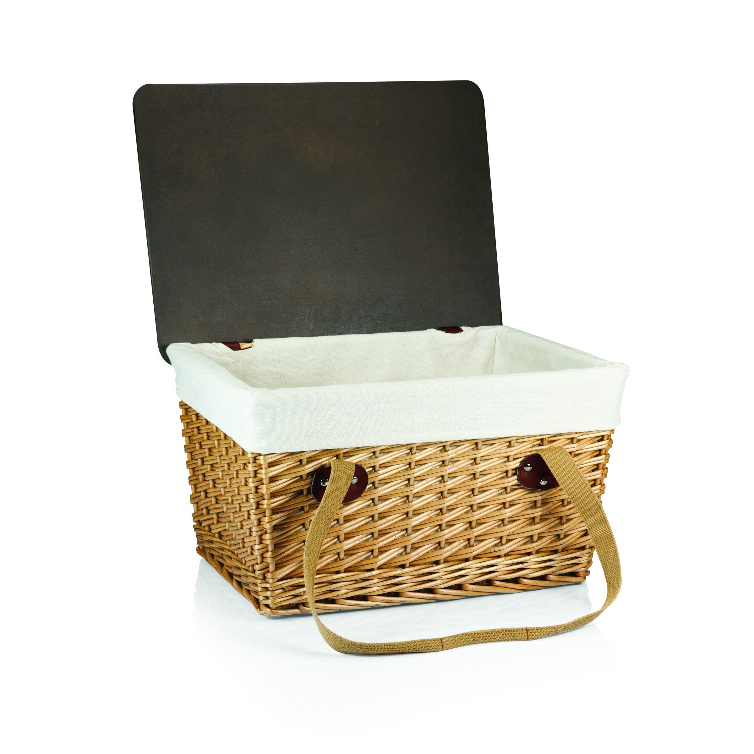 Canasta Grande Picnic Basket - Free Shipping Today - Overstock.com -  15320210