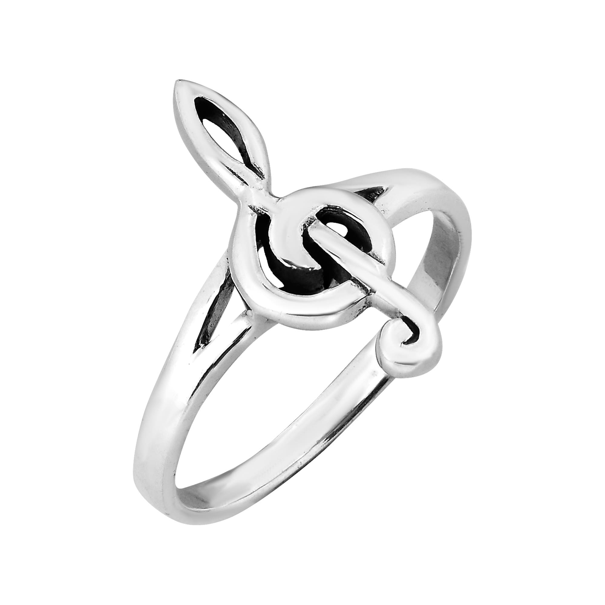 Famous Treble Clef Wire Ring Images - Electrical Diagram Ideas ...