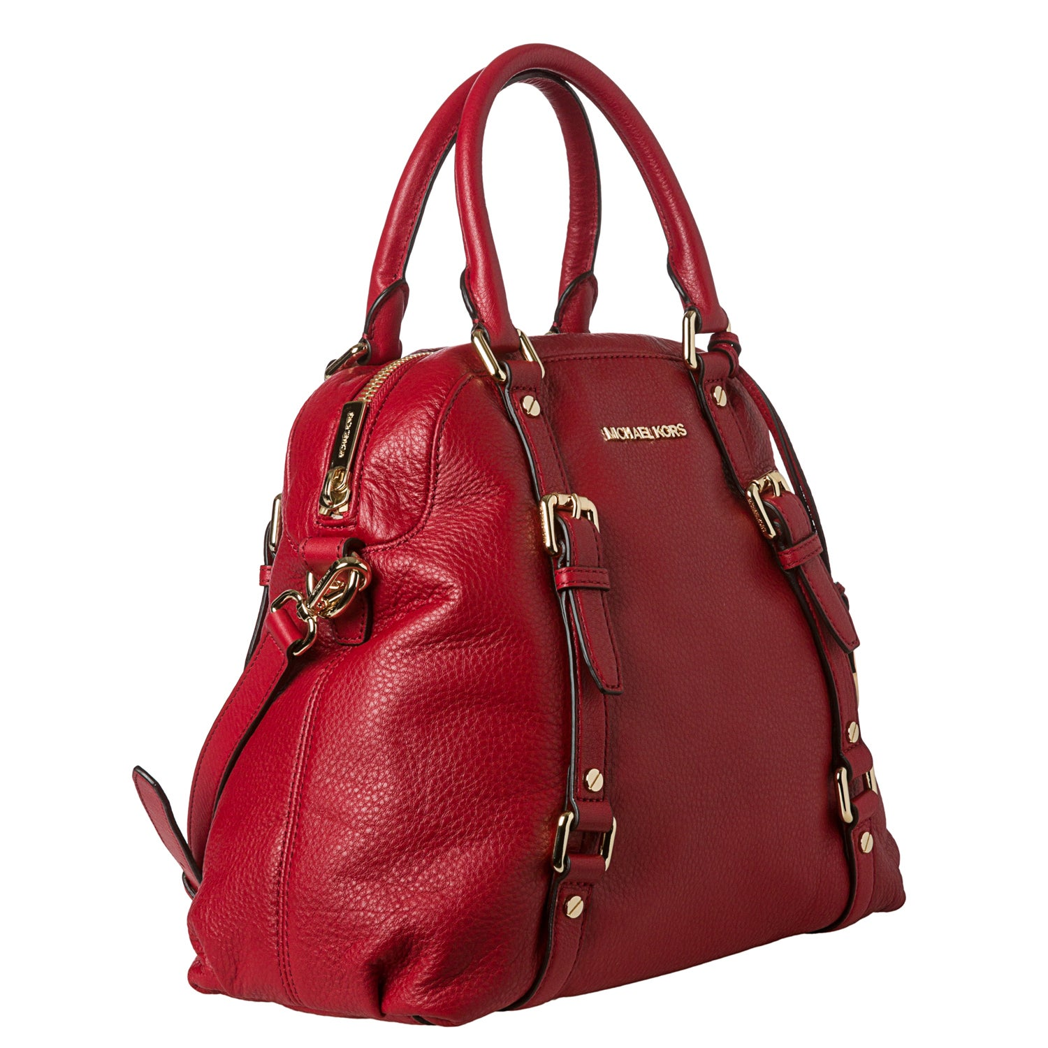 77d0cdad605d ... inexpensive shop michael michael kors bedford bowling satchel free  shipping today overstock 7954309 fa537 5a3ba ...