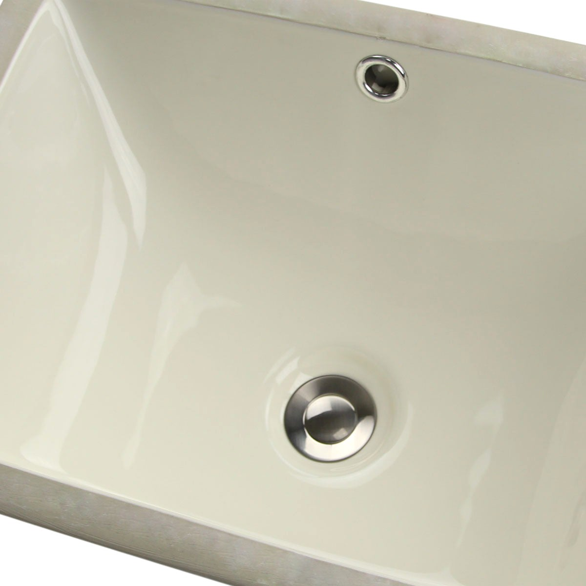 Shop Highpoint Collection 16 X 11 Inch Rectangle Undermount Bathroom