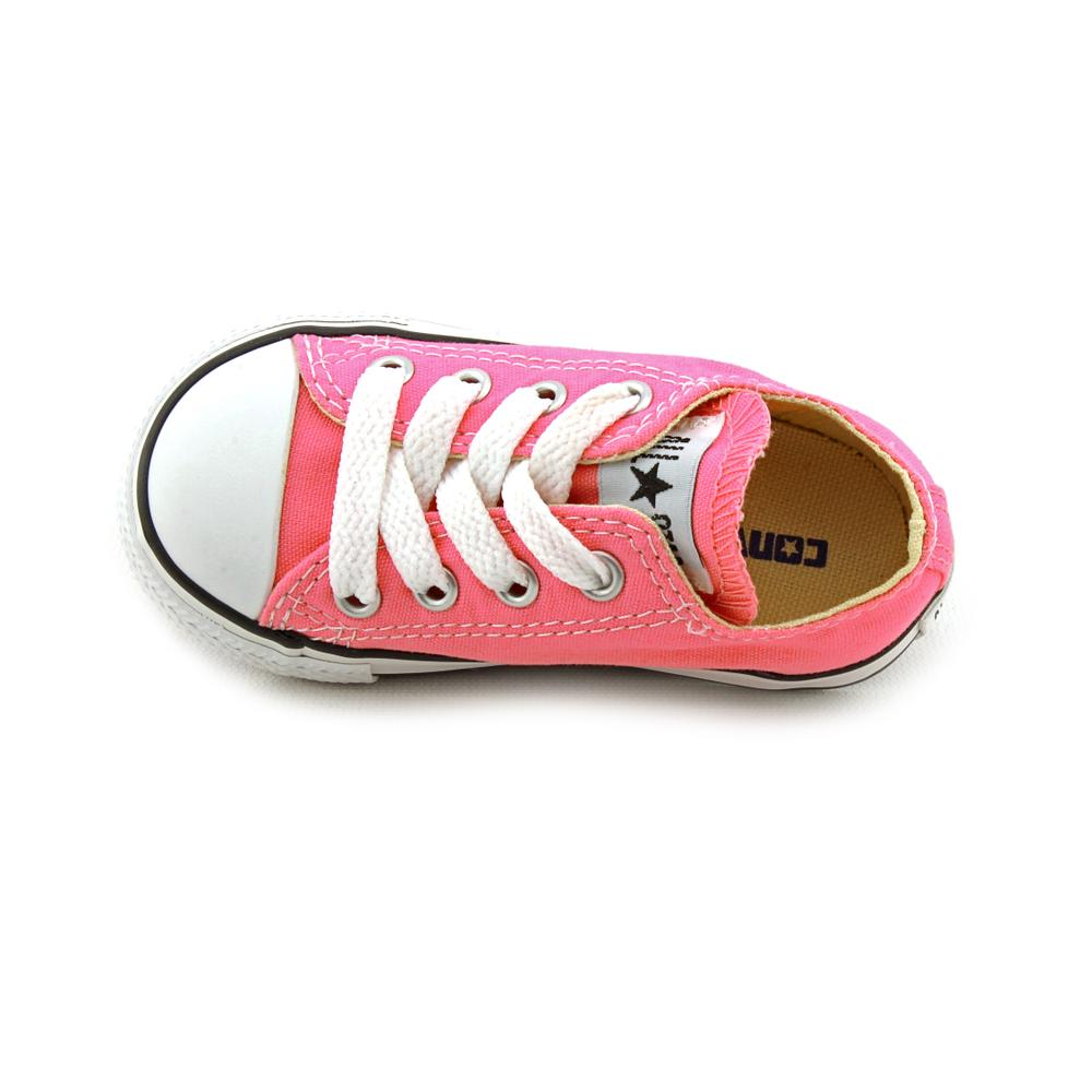 c84a507eaaedbd Shop Converse Girl (Toddler) s  CT AS OX  Basic Textile Casual Shoes (Size  5 ) - Free Shipping On Orders Over  45 - Overstock - 7961508