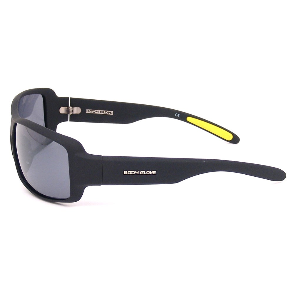 7d67f9c5e3651 Shop Body Glove Men s  Vapor 14  Polarized Sunglasses - Yellow - Free  Shipping On Orders Over  45 - Overstock - 7986866