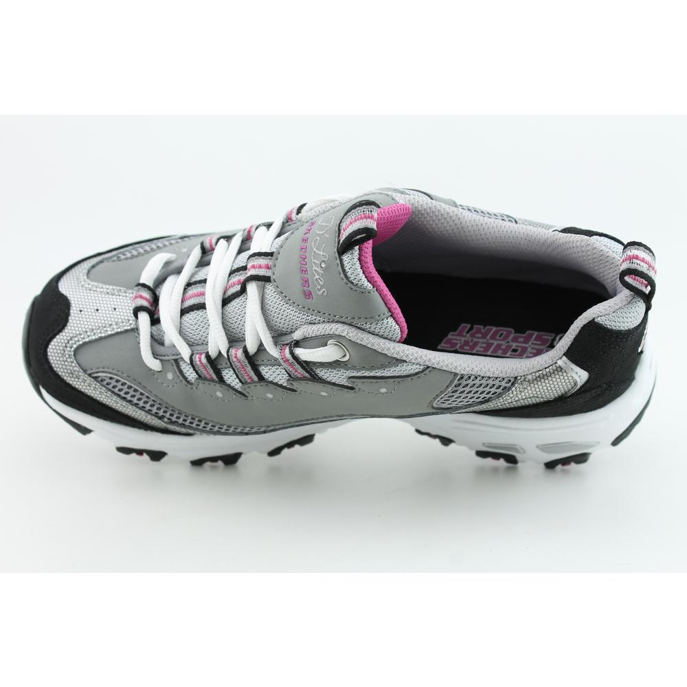 Skechers Sport Women's 'D'Lite Daydreamer' Leather Athletic Shoe (Size 6.5 )