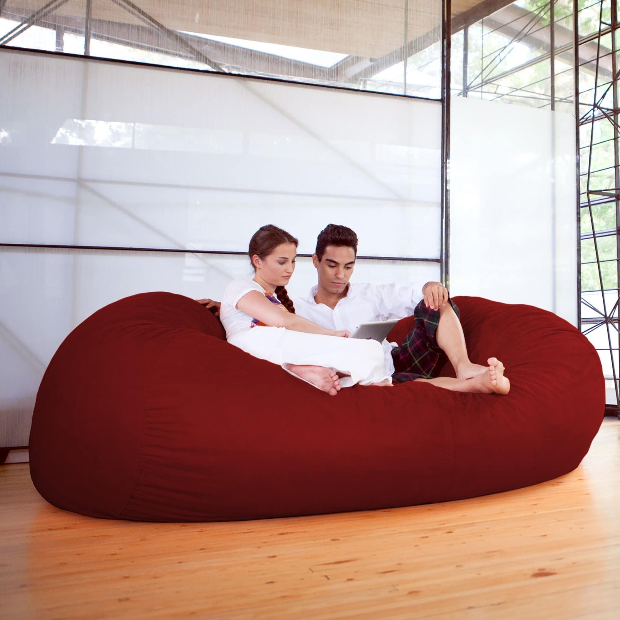 Ja 7 Bean Bag Sofa Free Shipping Today 7998725