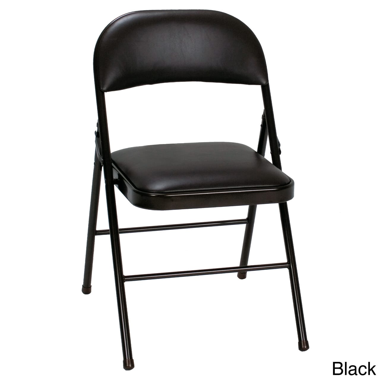 vinyl folding chairs. Cosco Vinyl/Steel Folding Chair (Set Of 4) - Free Shipping Today Overstock 15379125 Vinyl Chairs L