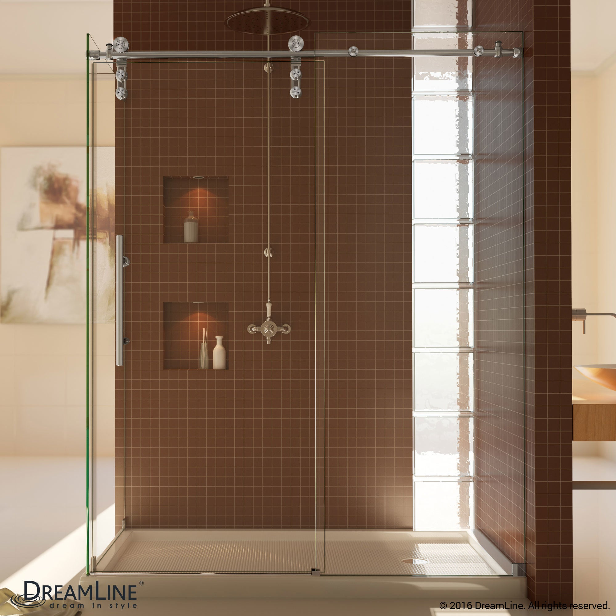 sophisticated inspirations enigma sofa glassdreamline shower photos home size full phone doors dreamline number depot of installation from lowes