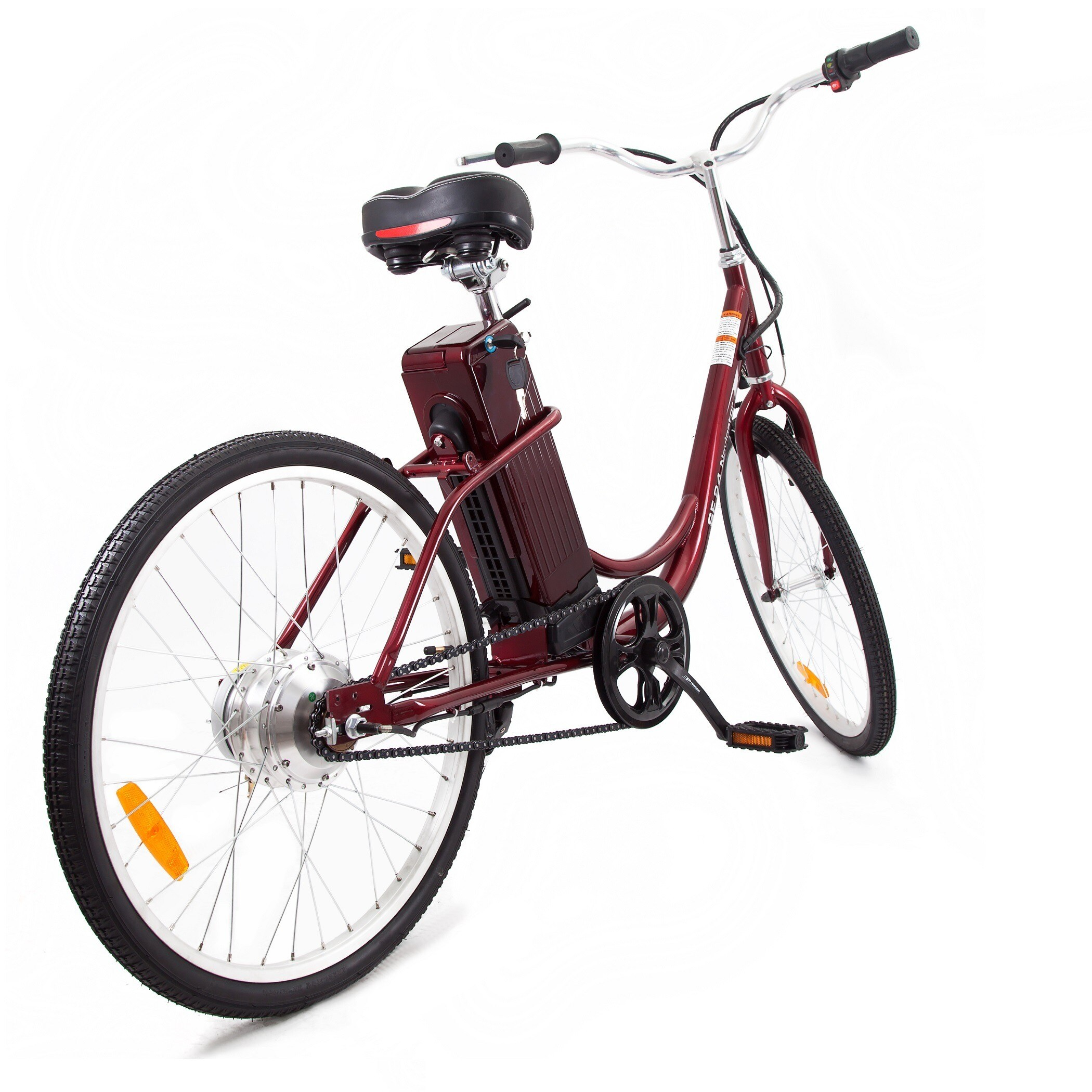 Bicycle Navigator: description, specifications, customer reviews
