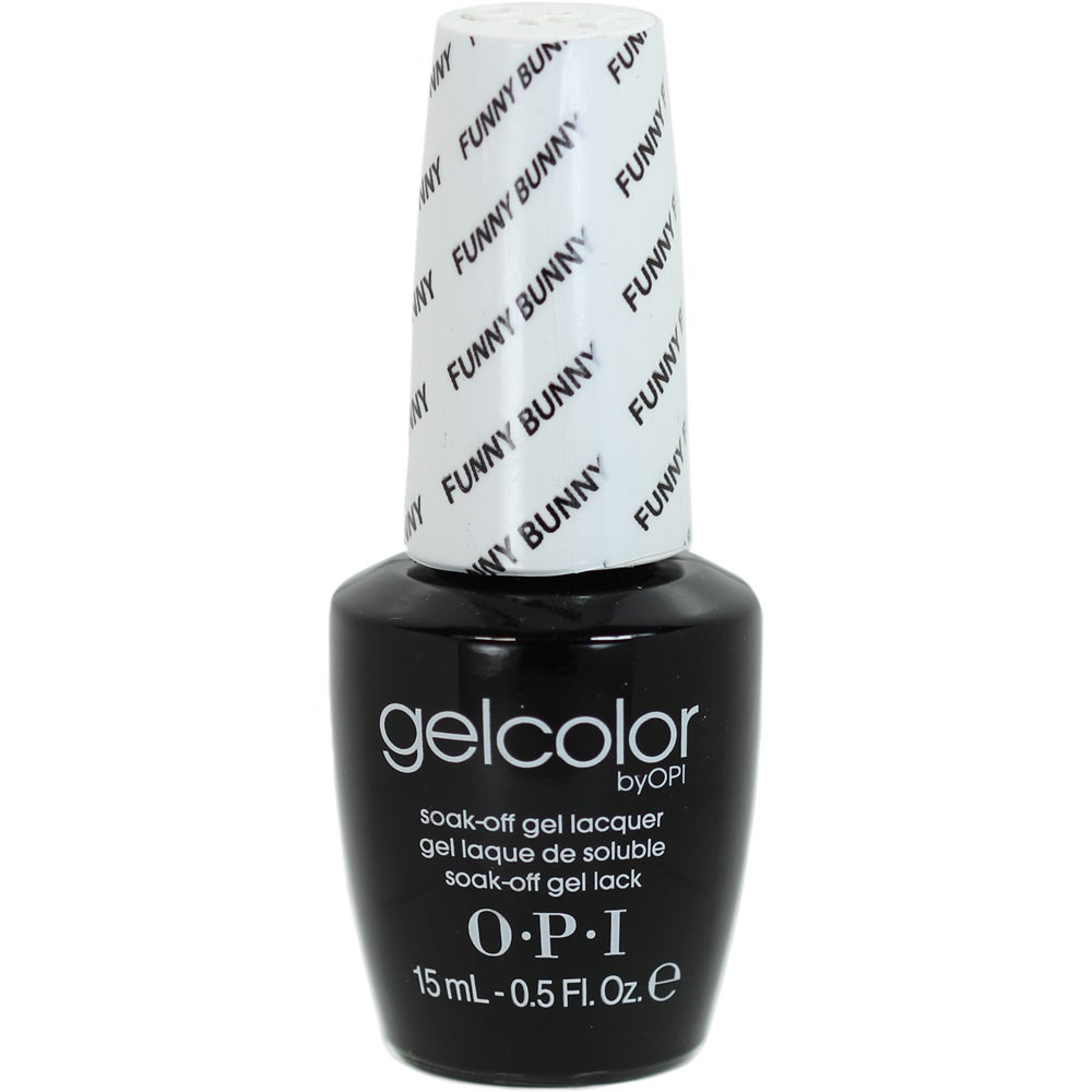 Shop OPI GelColor Funny Bunny - Free Shipping On Orders Over $45 ...