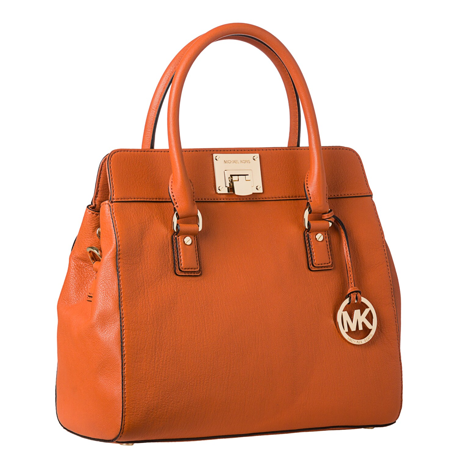 753e3700a536 Shop MICHAEL Michael Kors 'Astrid' Large Satchel - Free Shipping Today -  Overstock - 8028403