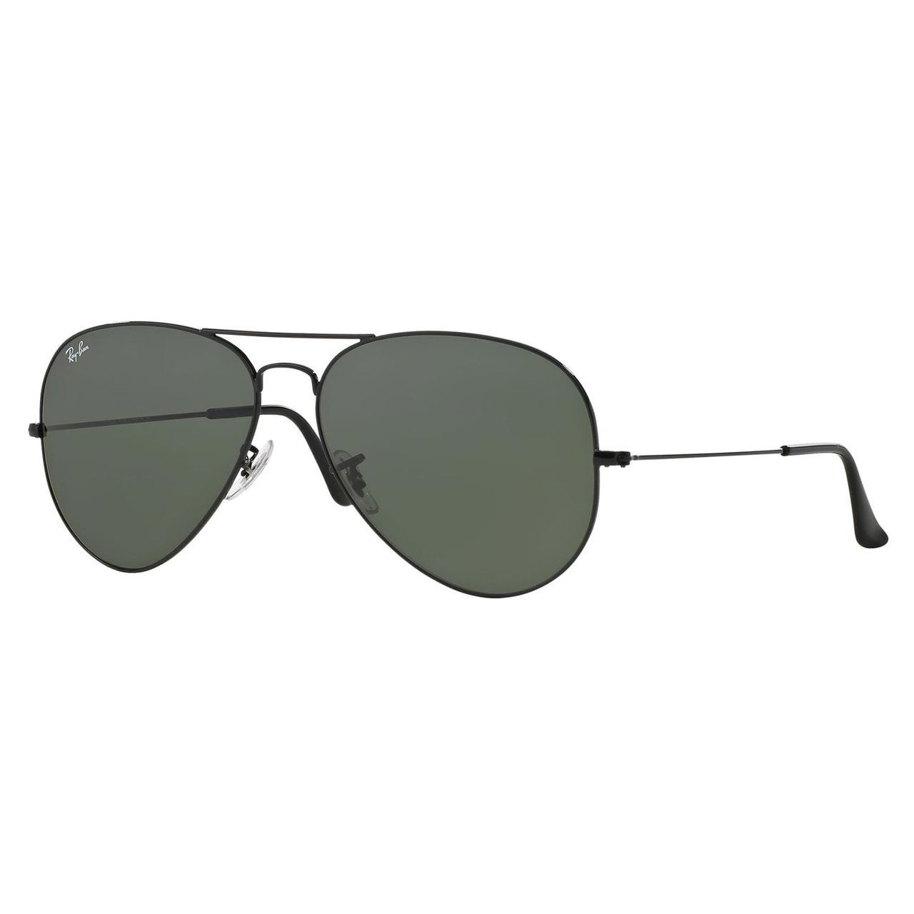 642cc7423e4 Shop Ray-Ban RB3026 Aviator Sunglasses - Black - Free Shipping Today ...