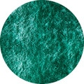 Momeni Luster Shag Teal Hand-Tufted Shag Rug (4' X 4' Round)