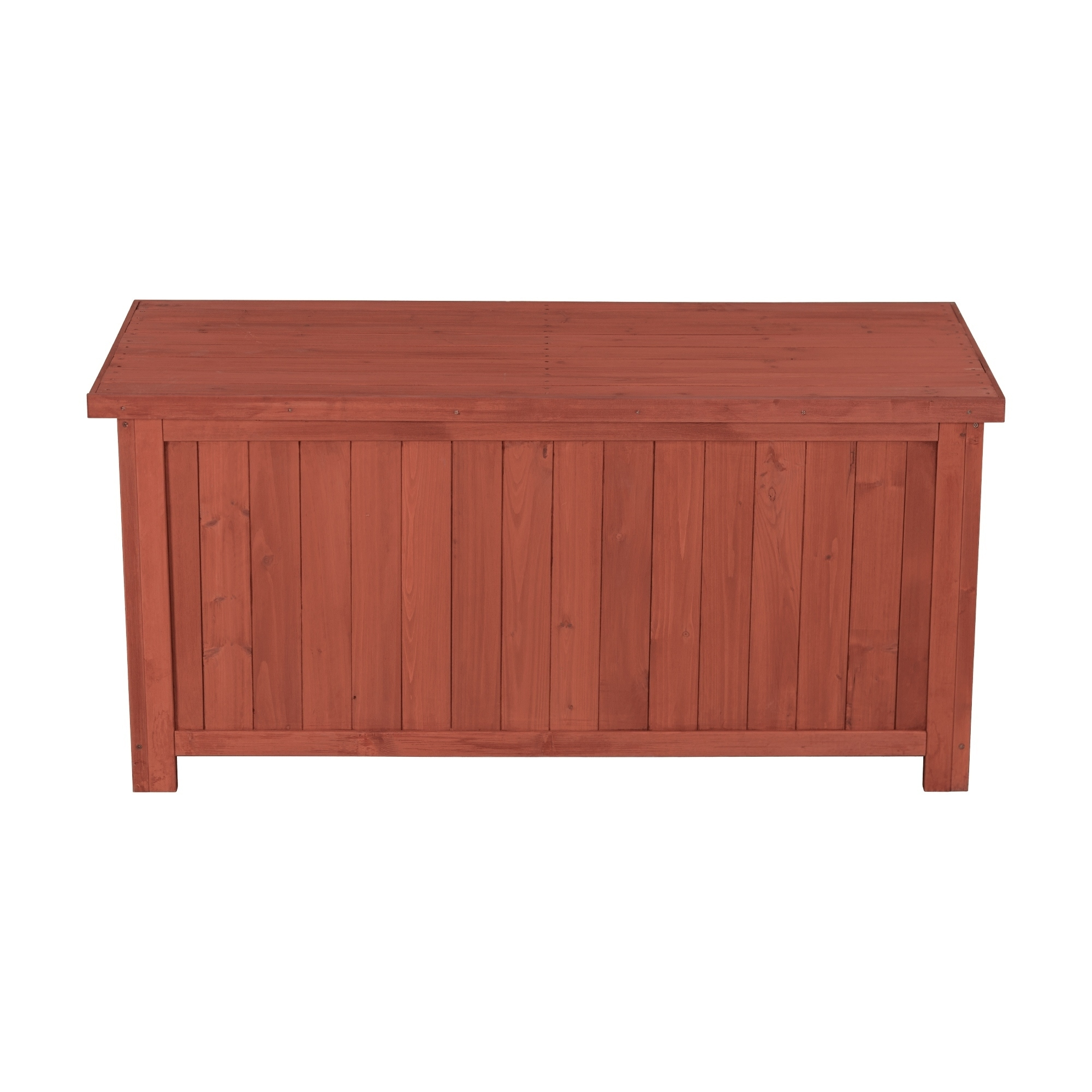 Solid Wood Deck Storage Box