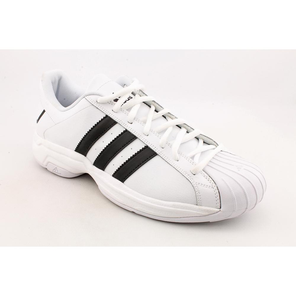 34f02310ec07 Adidas Men s  Superstar 2G Fresh  Full-Grain Leather Athletic Shoe (Size 8 )